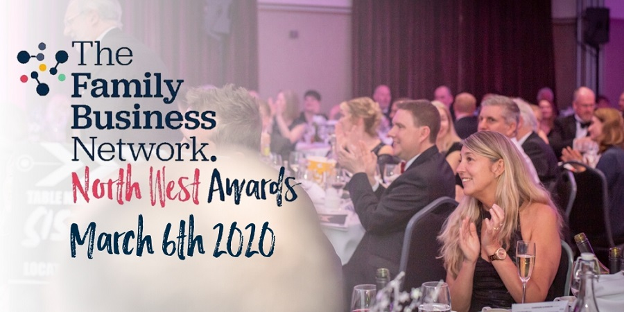 family business network north west awards logo
