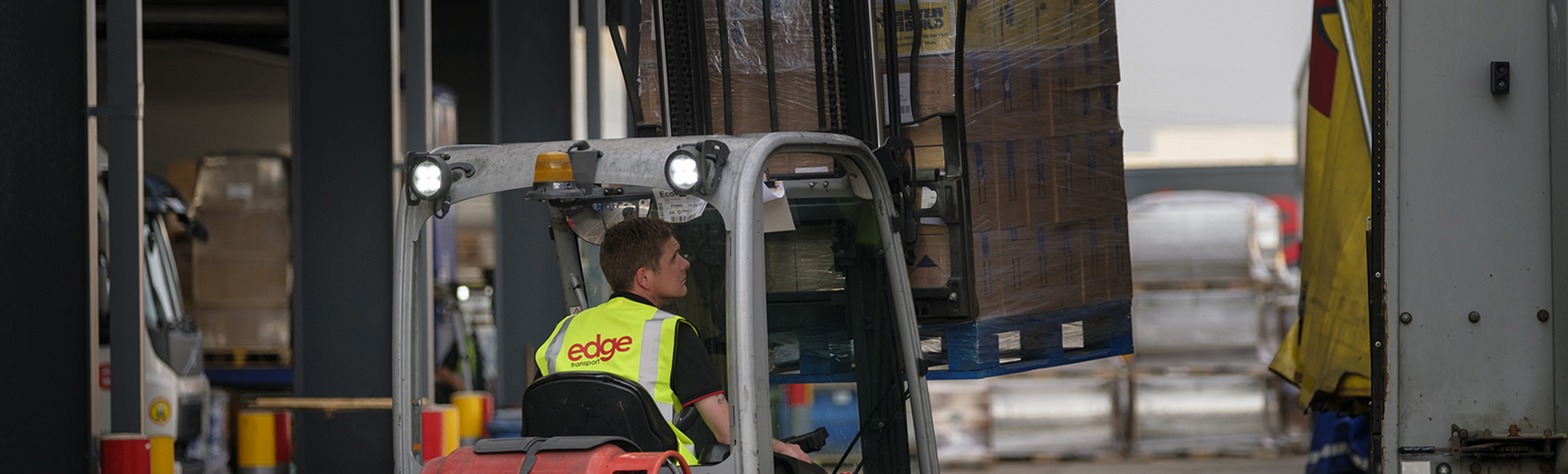 Quality warehouse services in Deeside Flintshire