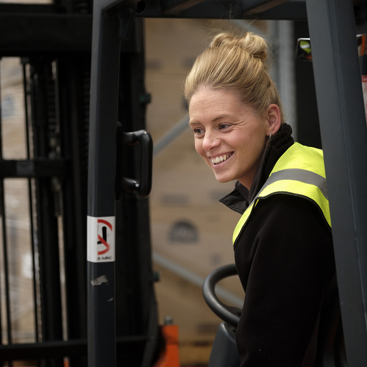 Sarah England AA Rated BRC Accreditation Storage & Distribution