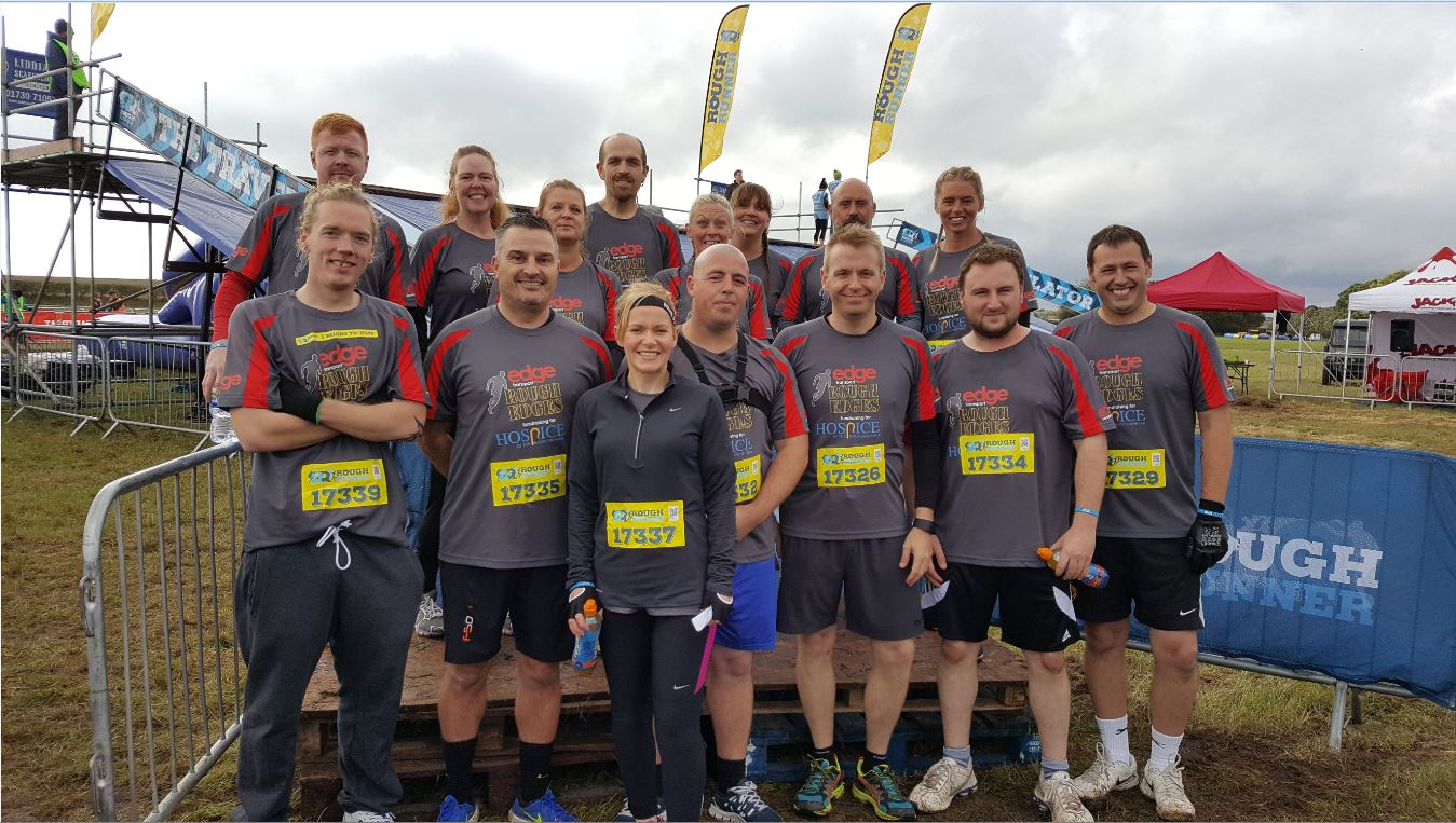 Edge Transport Rough Runner Charity Event