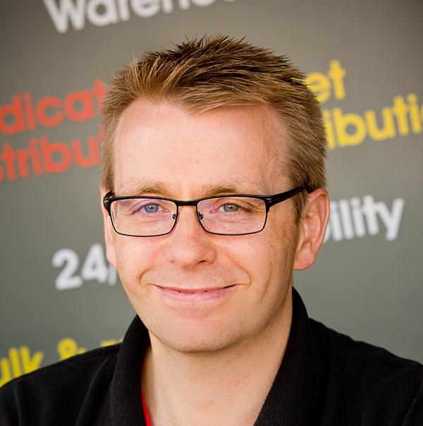 Jonathan Edge Managing Director Edge Transport