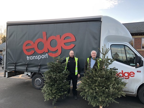 Hospice Charity Tree Collection 2019